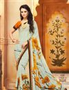 photo of Classic Set of 2 Sarees in Chiffon Fabric