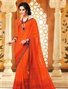 picture of Desirable Casual Printed Chiffon Set of 2 Sarees