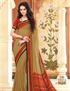 photo of Charming Fancy Print Combo of 2 Sarees in Chiffon Fabric