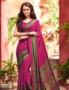 pic of Elating Combo of 6 Crepe Silk Fabric Printed Sarees