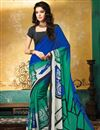 photo of Marvelous Combo of 2 Designer Printed Sarees