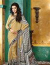 photo of Delectable Combo of 2 Crepe Silk Party Wear Sarees