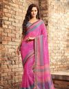 picture of Enthralling Chiffon Fabric Combo of 2 Designer Sarees