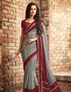 photo of Enthralling Chiffon Fabric Party Wear Sarees Combo