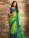 photo of Chiffon Fabric Combo of 2 Party Wear Sarees