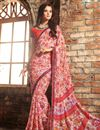 photo of Mesmeric Chiffon Fabric Designer Sarees Combo