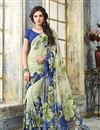 photo of Casual Wear Georgette Saree Combo of 2