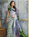 photo of Trendy Combo of 2 Sarees in Georgette Fabric