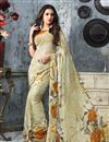 photo of Stylish Combo of 2 Casual Wear Georgette Sarees