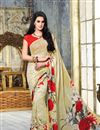 picture of Trendy Combo of 2 Sarees in Georgette Fabric