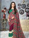 photo of Vibrant Casual Wear Georgette Combo of 2 Sarees