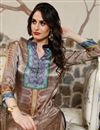 photo of Party Wear Multi Color Silk Fabric Kurti With Digital Print Designs