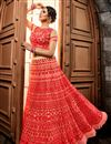 photo of Designer Function Wear Lehenga With Fancy Embroidery