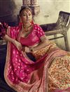 photo of Designer Beige Color Traditional Embroidered Lehenga Choli