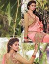 photo of Jennifer Winget Designer Art Silk Saree