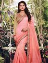 image of Jennifer Winget Designer Art Silk Saree