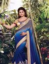 image of Astounding Jennifer Winget Designer Saree