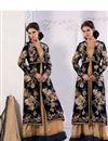 photo of Stunning Cream Color Designer Anarkali Suit