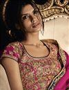 photo of Function Wear Designer Embellished Lehenga In Beige Color