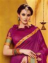 photo of Wedding Function Wear Art Silk Designer Saree