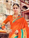 photo of Traditional Designer Wedding Wear Saree in Art Silk