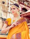 photo of Art Silk Traditional Party Wear Fancy Saree