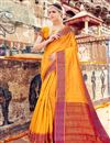 image of Art Silk Traditional Party Wear Fancy Saree