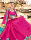 photo of Function Wear Art Silk Fancy Designer Saree