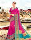 image of Function Wear Art Silk Fancy Designer Saree