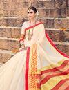 photo of Designer Fancy Traditional Saree in Art Silk