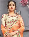 photo of Wedding Special Banarasi Silk Fancy Embroidered Function Wear Lehenga