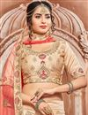 photo of Wedding Special Embellished Designer Function Wear Lehenga In Art Silk