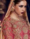 photo of Art Silk Embellished Wedding Wear Anarkali Salwar Kameez