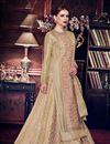 photo of Eid Special Embellished Designer Function Wear Art Silk Anarkali Suit