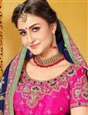 photo of Function Wear Uppada Silk Designer Fancy Saree