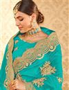 photo of Traditional Net Function Wear Saree
