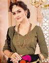 photo of Black Wedding Function Wear Art Silk Saree