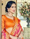 photo of Wedding Function Wear Traditional Cotton Silk Saree