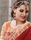 photo of Art Silk Border Work Art Silk Fancy Function Wear Saree