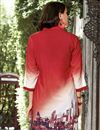 photo of Office Wear Fancy Printed Readymade Kurti In Linen In Plus Size