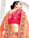 picture of Wedding Function Wear Lehenga In Banarasi Fabric With Embroidery