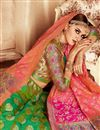 photo of Green Designer Lehenga With Embroidery Designs And Enigmatic Blouse