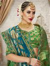 photo of Art Silk Fabric Function Wear Fancy Jacquard Work Designer Saree