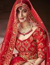 photo of Fancy Bridal Wear Designer Lehenga Choli
