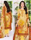 image of Karishma Kapoor Satin Fabric Casual Wear Fancy Printed Suit