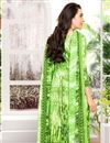 photo of Karishma Kapoor Green Embellished Fancy Designer Suit