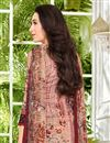 photo of Karishma Kapoor Satin Fabric Printed Casual Wear Salwar Kameez