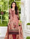 image of Karishma Kapoor Satin Fabric Printed Casual Wear Salwar Kameez