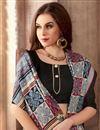 photo of Casual Wear Manipuri Art Silk Style Designer Saree In Multi Color