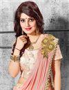 photo of Pink Wedding Wear Lehenga Choli In Banarasi Silk Fabric With Embroidery Work